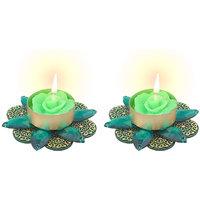 Sukkhi Diya Candle In Dual Colour