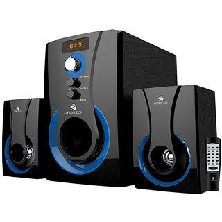 Zebronics 2.1 Multimedia Speaker SW2490RUCF