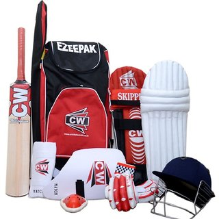 CW Cricket Economy Kit with Accessories Full Size