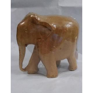 SwadesiBuyzzar Wooden Elephant Toy