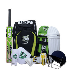 CW Cricket Kit with Accessories - Size 4