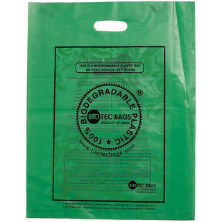 Biotec D Cut Carrier Bag