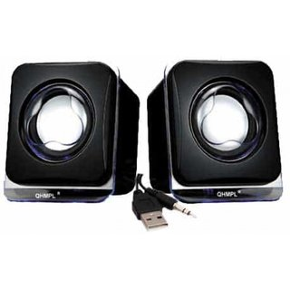 Qhmpl Usb Mini Speakers