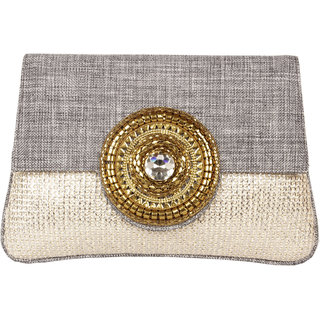 Lizzies Women Casual Wedding Festive  Clutch
