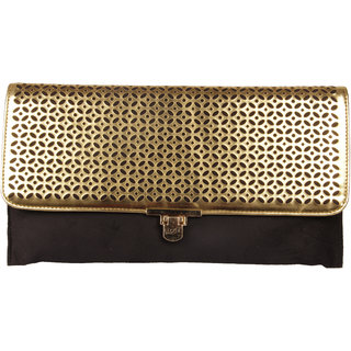 Lizzies Women Party PU clutch