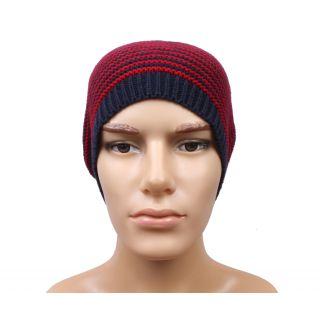 Sushito Classic Multi Colour Woolen Cap JSMFHCP1480