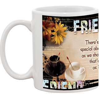 TIA Creation Friend for Friendship Gift Coffee Mug