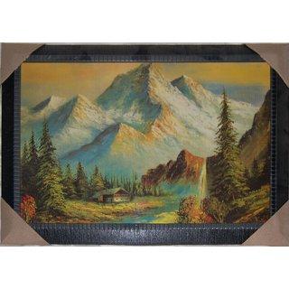 Nature Unbreakable Canvas Scenery 45x60 cm