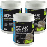 Sharrets Soy 90 - Isolated Soya Protein ( Pack OF 3 )