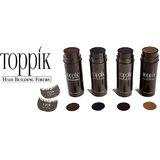 Toppik Hair Building Fibers Black Color!! 0.87oz/25 Grams