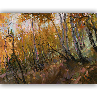 Vitalwalls Landscape Painting Canvas Art Print. Scenery-363-60cm