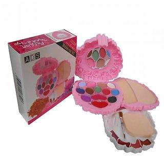 ADS Fashion Colour Make-up Kit With Free Mars Eye/Lipliner Adbeni Accessories