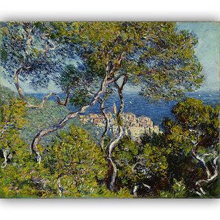 Vitalwalls Landscape Painting Canvas Art Printon Wooden Frame.Scenery-394-F-60cm