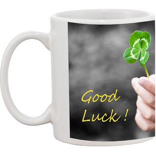 TIA Creation Good Luck Gift Coffee Mug