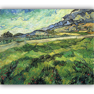 Vitalwalls Landscape Painting Canvas Art Print.Scenery-499-30cm