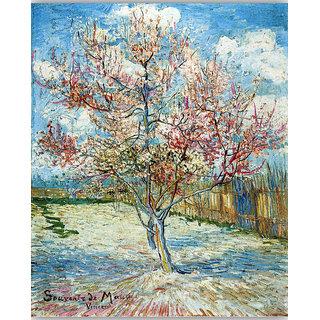 Vitalwalls Landscape Painting Canvas Art Print.Scenery-501-45cm