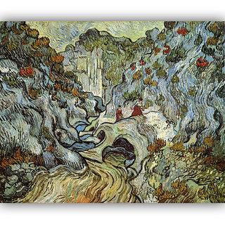Vitalwalls Landscape Painting Canvas Art Print.Scenery-502-60cm