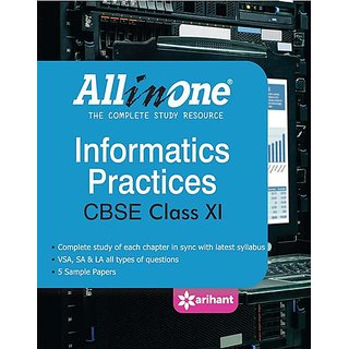 CBSE All in One INFORMATICS PRACTICES Class 11th