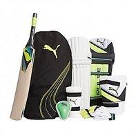 PU Pulse Junior Cricket Kit