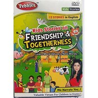 KIDS STORIES ON FRIENDSHIP  TOGETHERNESS (12 STORIES IN ENGLISH)