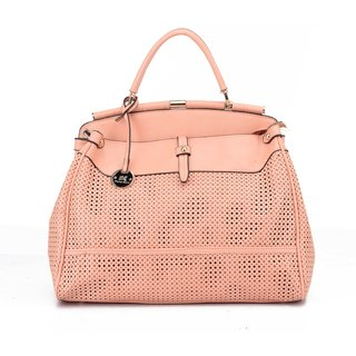Diana Korr Peach Hand Bag DK34HPEA