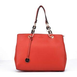 Diana Korr Red Shoulder Bag DK37HRED