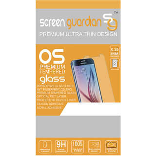 Screen Guardian Tempered Glass For Micromax Canvas Spark Q380
