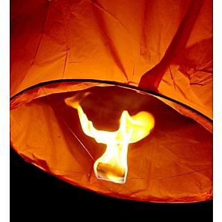 India Sky Lanterns - Pack of 100