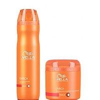 Wella Professional Enrich Moisturising Shampoo  Conditioner