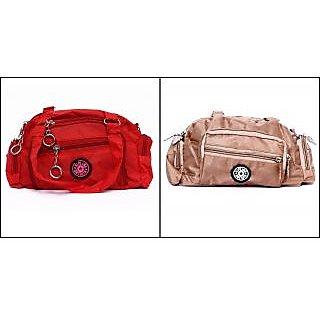 BB Women Handbags (24x16x16cm.) (Pack of 2) BB091