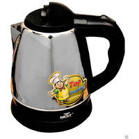 Next Queen 1500 1.5L Stainless Steel Electric Kettle