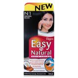 Bigen Easy N Natural Hair Color N1 Natural Black Colour