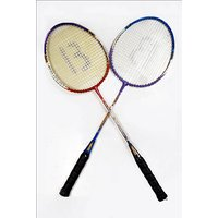 Bees Sting Badminton Racquet Set Of 2