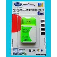NEW All In One Quantum QHM-5088 Multi Memory Card Reader USB 2.0 - 2202314