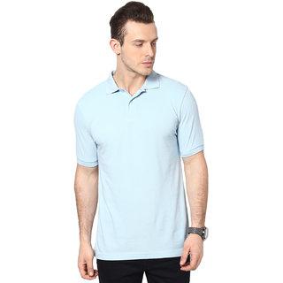 Cherymoya MensDesigner Cotton Blue Jersey T-Shirt (CM-1500080)