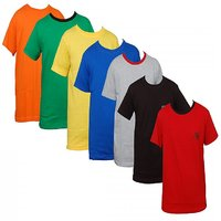 Combo of 7 T-shirts for Boys
