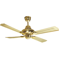 Havells 1200 mm Florence Ceiling Fan - Two Tone Nickel Gold