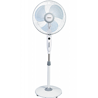 Havells 400Mm Trendy Pedestal Fan Grey