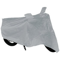 Hero Motocorp Passion Pro Bike Cover ( Silver)