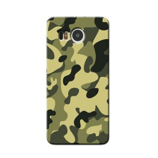 Camouflage Back Cover