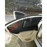 Rockstar Car Automatic Side Window Sun Shade Set Of 4pcs For Verna Fludic
