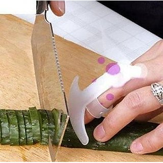 Finger Guard Protector From Kitchen Knife Chop Cut (2 pieces)
