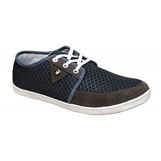 Sukun Grey Casual Shoes For Men