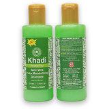 Khadi Shampoo Aloe Vera Extra Moisturizing (Paraben Free)