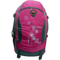 Donex High quality 45 L Rucksack with Laptop Compartment in Multicolor RSC00961
