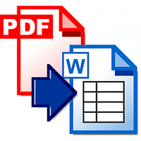 PDF to word converter software
