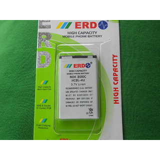 Original ERD BP-4L BP 4L BP4L Battery For Nokia 6650 6760 Slide E52 E55 E61i E63 E71 E72 E90 N97 N810 MOBILE Seal Pack With 6 Months Manufacturer Warranty