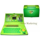 Ben 10 Theme English Learner Educational Laptop En