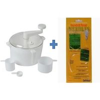 Buy Dough/Atta Maker With 3 Measuring Cup & Get 27 Pcs Hand Sewing Needles Free