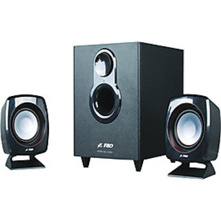 FD F203G 2.1 Multimedia Speakers